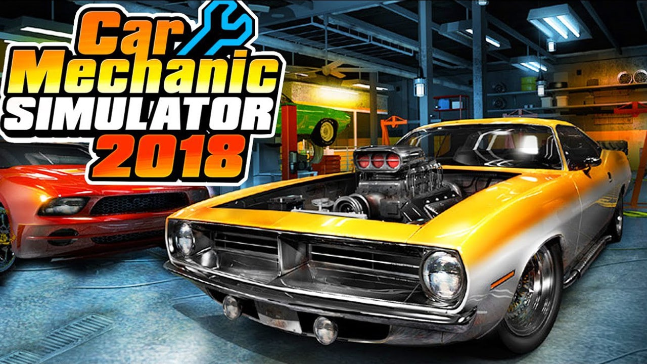 Car Mechanic Simulator 2019 >> Car Mechanic Simulator 2018 » FREE DOWNLOAD | CRACKED-GAMES.ORG