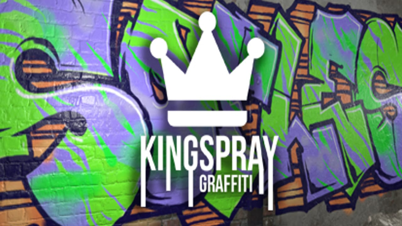 Kingspray Graffiti VR » FREE DOWNLOAD | CRACKED-GAMES ORG