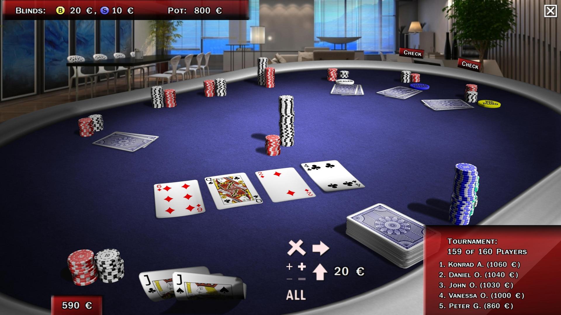Download poker free mobile