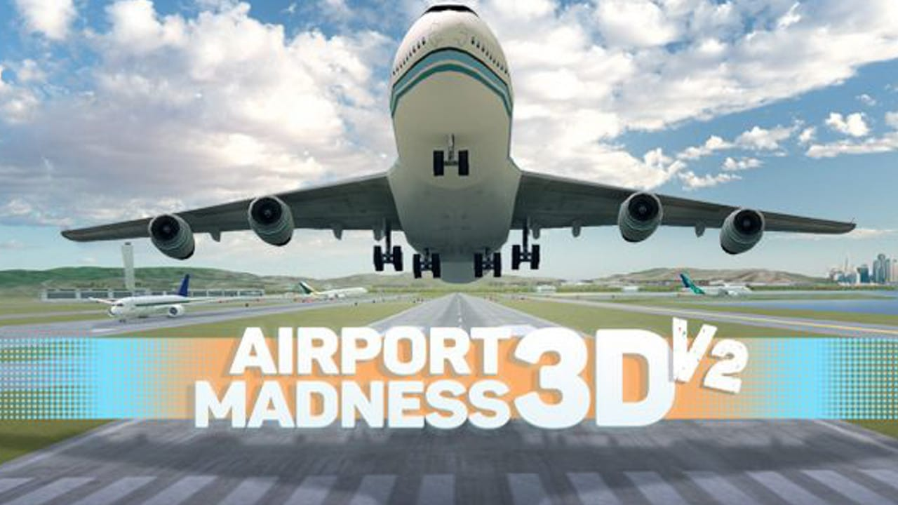 Airport Madness 3D: Volume 2 » FREE DOWNLOAD | CRACKED-GAMES ORG