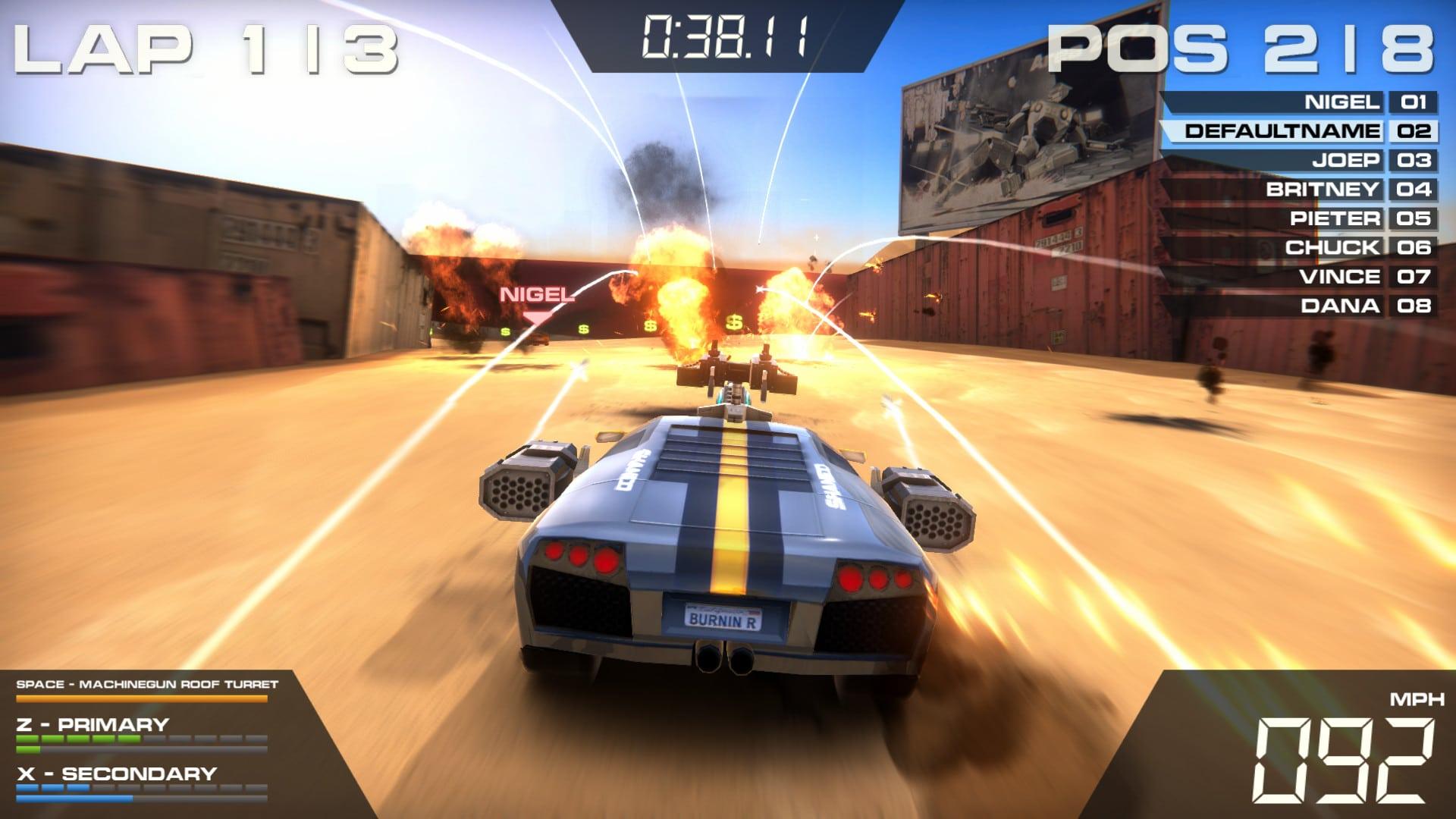 Burnin Rubber 5 HD FREE DOWNLOAD cracked gamesorg