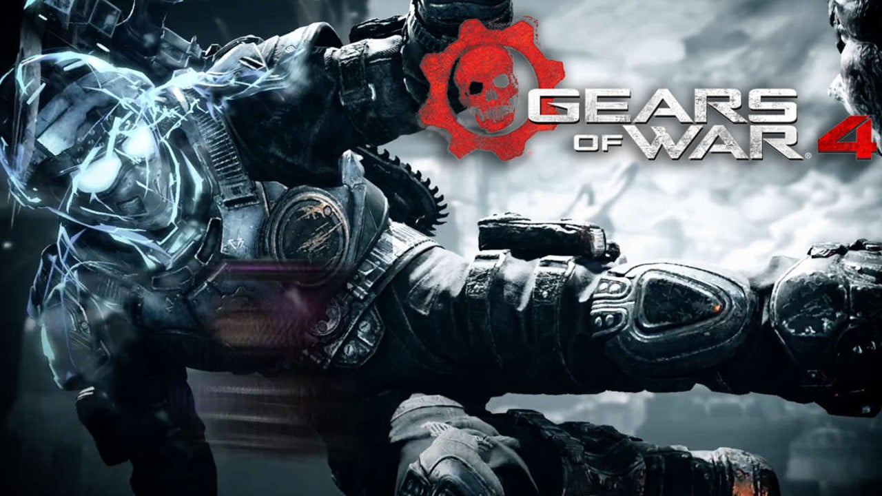 Gears of War 4 » FREE DOWNLOAD | CRACKED-GAMES ORG