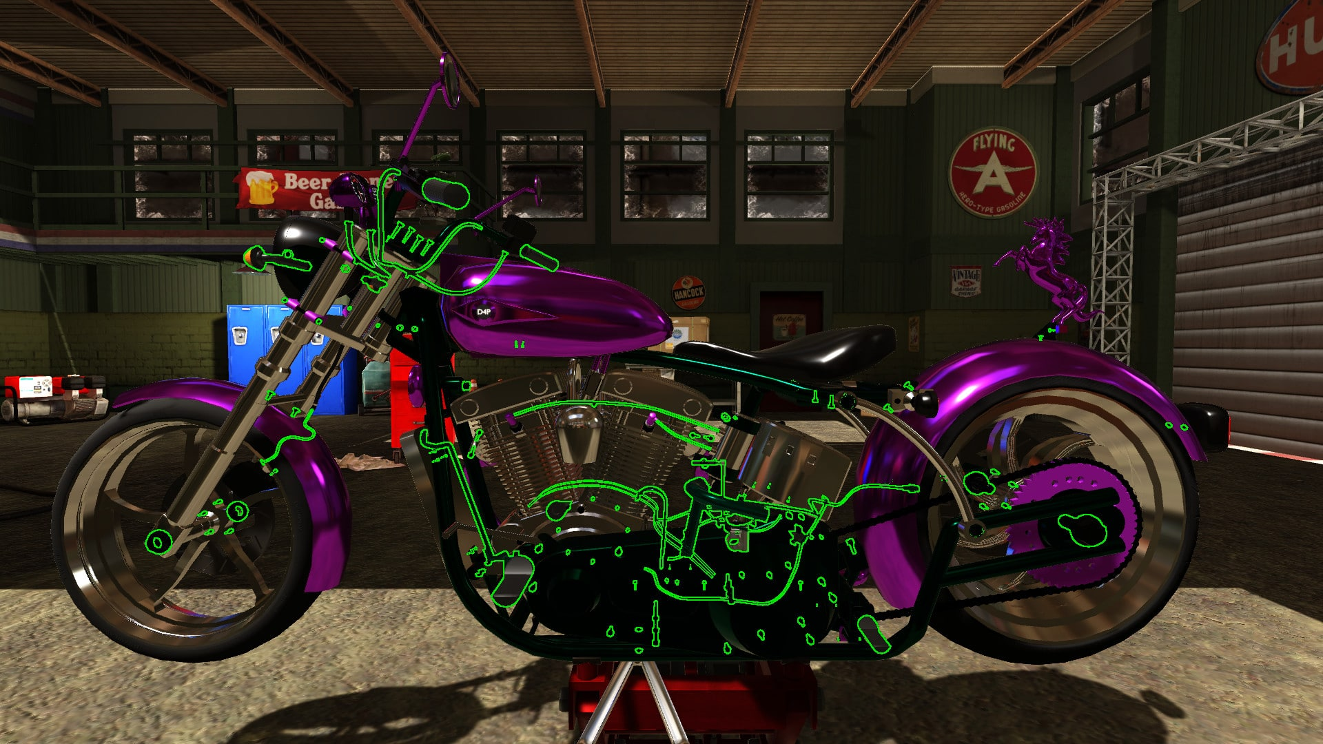 Motorbike Garage Mechanic Simulator » FREE DOWNLOAD ...