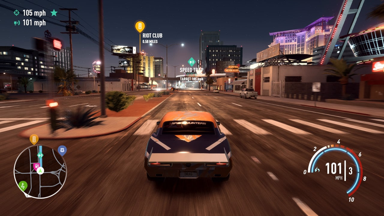 free slots need for speed world