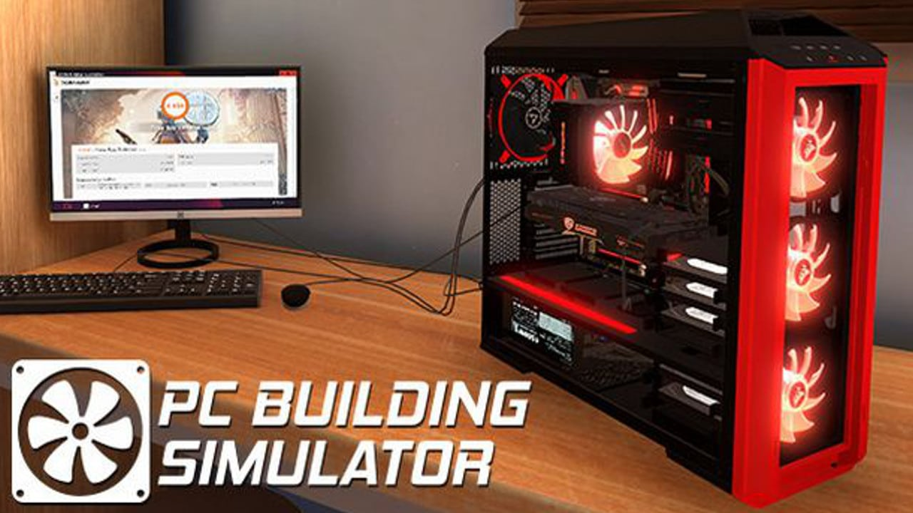 Pc building simulator free download cracked games org for House builder online free