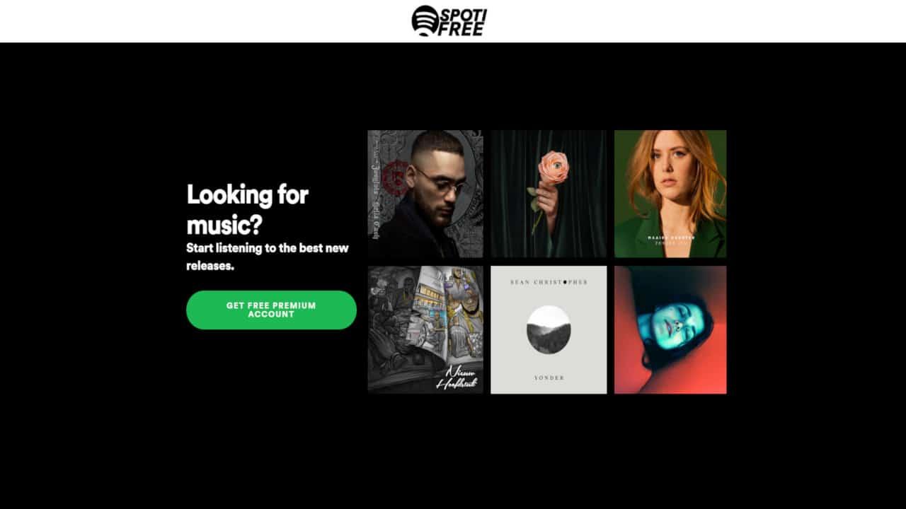 Spotify (Premium-Account) - Hier kostenloser Premium Account sichern!
