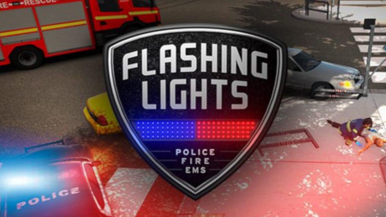 Flashing Lights   Police Fire EMS
