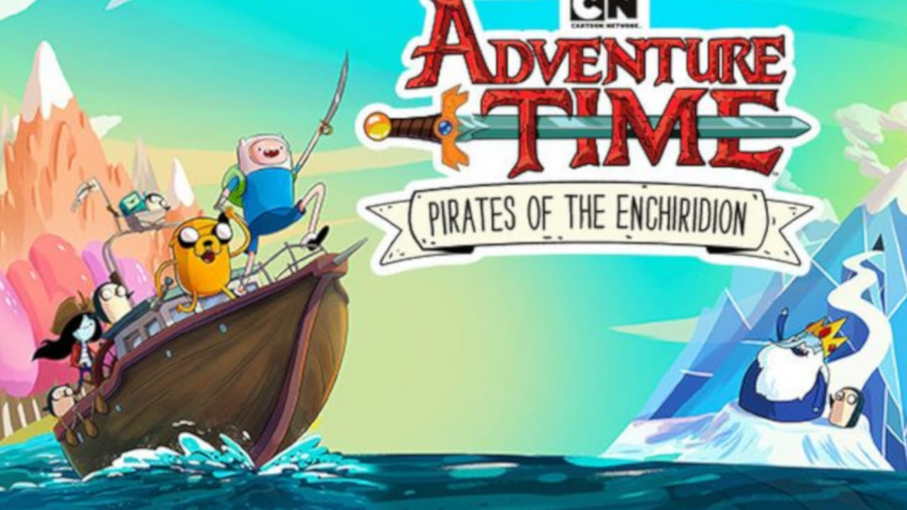 adventure time pirates of the enchiridion free download cracked