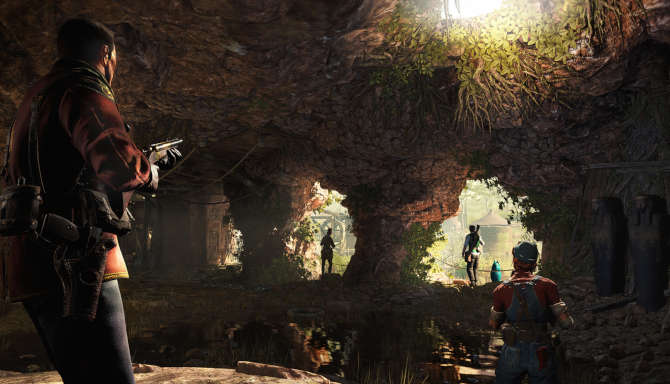 Strange Brigade free download 1