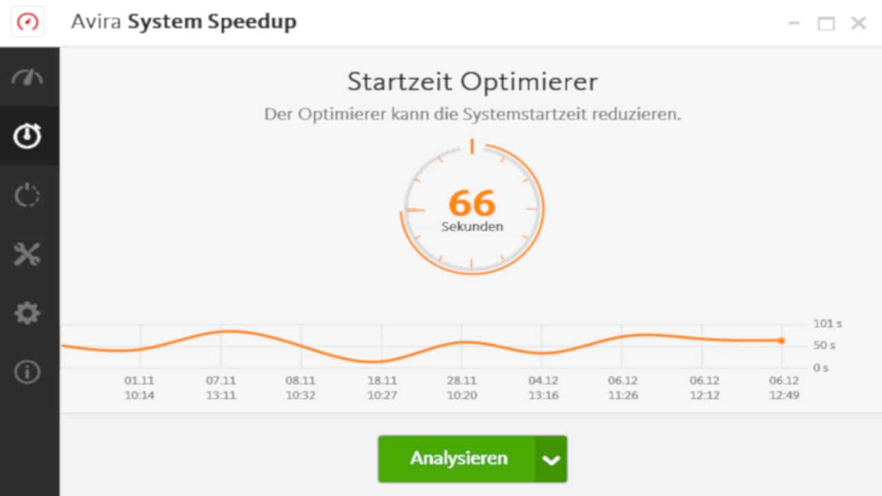 avira system speedup pro kostenlos