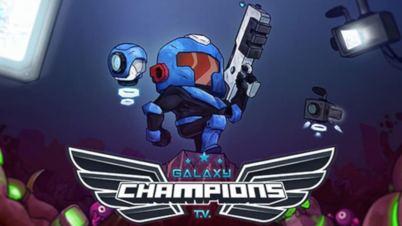 Galaxy Champions TV » FREE DOWNLOAD   CRACKED-GAMES ORG