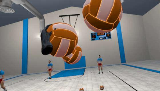 Dodgeball Simulator VR free download