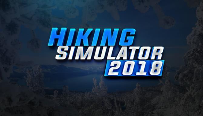 Hiking Simulator 2018