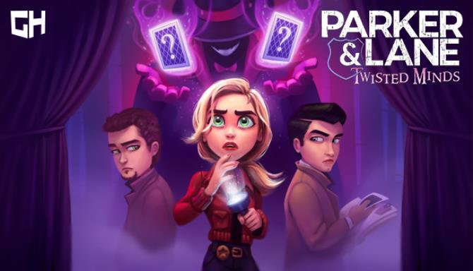 Parker Lane Twisted Minds free