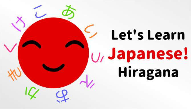 Let's Learn Japanese Hiragana