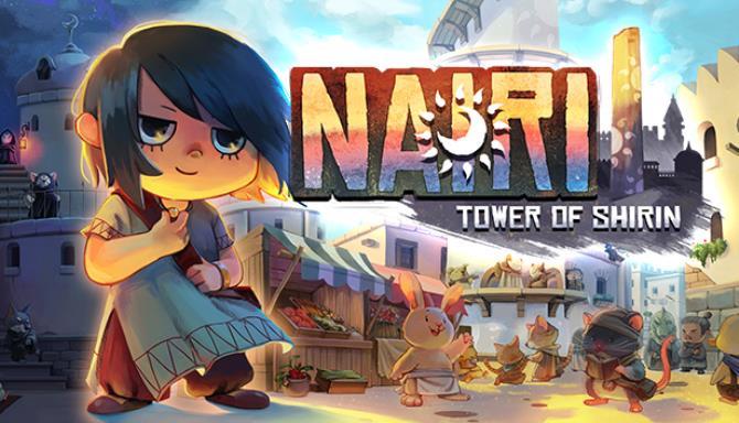 NAIRI Tower of Shirin