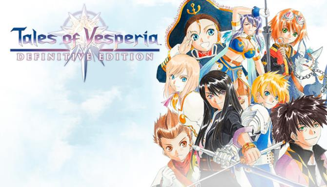 Tales of Vesperia Definitive Edition 1