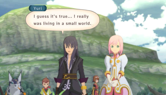 Tales of Vesperia Definitive Edition free download 1