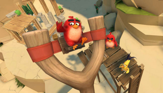 Angry Birds VR Isle of Pigs free download