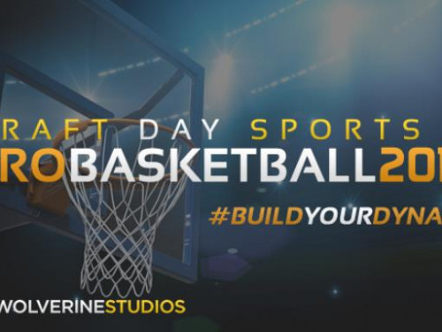 Draft Day Sports Pro Basketball 2019