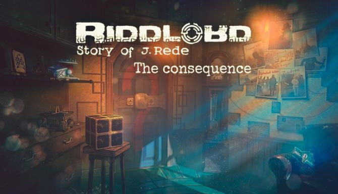 Riddlord The Consequence