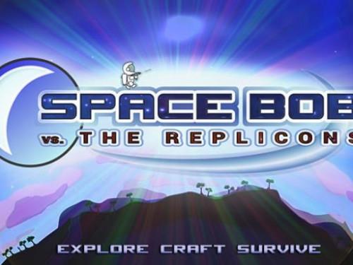 Space Bob vs. The Replicons