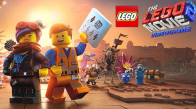 The LEGO Movie 2 Videogame free