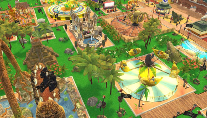 Rollercoaster Tycoon Adventures » FREE DOWNLOAD | CRACKED