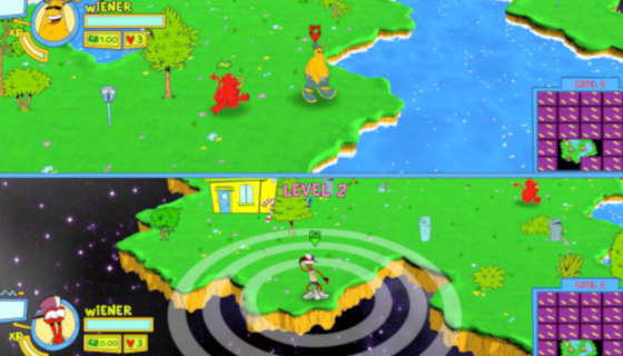 ToeJam Earl Back in the Groove free download