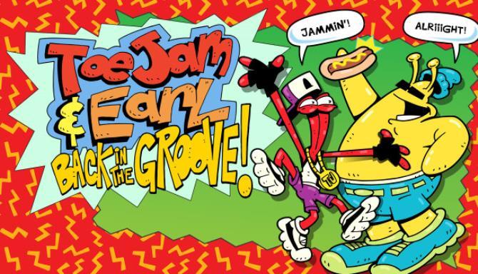 ToeJam Earl Back in the Groove