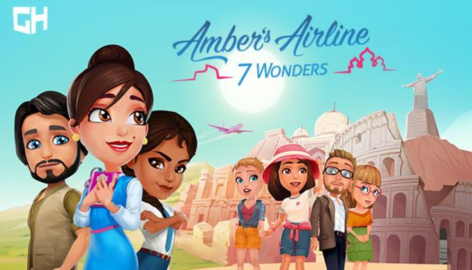 Amber's Airline – 7 Wonders