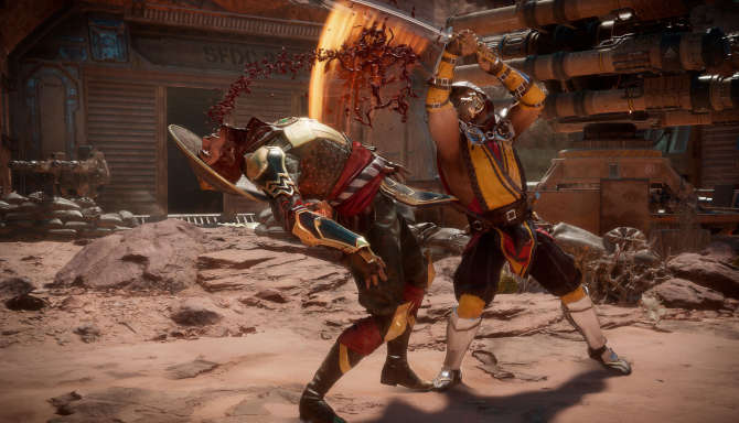 Mortal Kombat 11 free download
