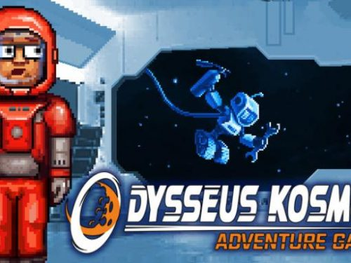 Odysseus Kosmos and his Robot Quest Complete Season