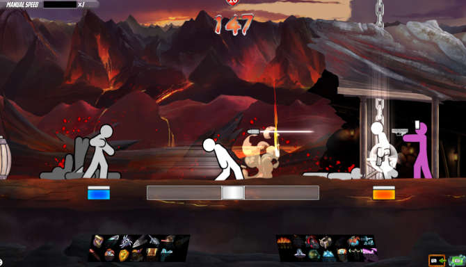 One Finger Death Punch 2 free download