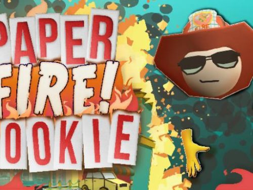 Paper Fire Rookie Arcade free