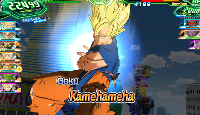 SUPER DRAGON BALL HEROES WORLD MISSION free download