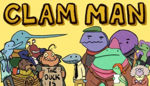 Clam Man