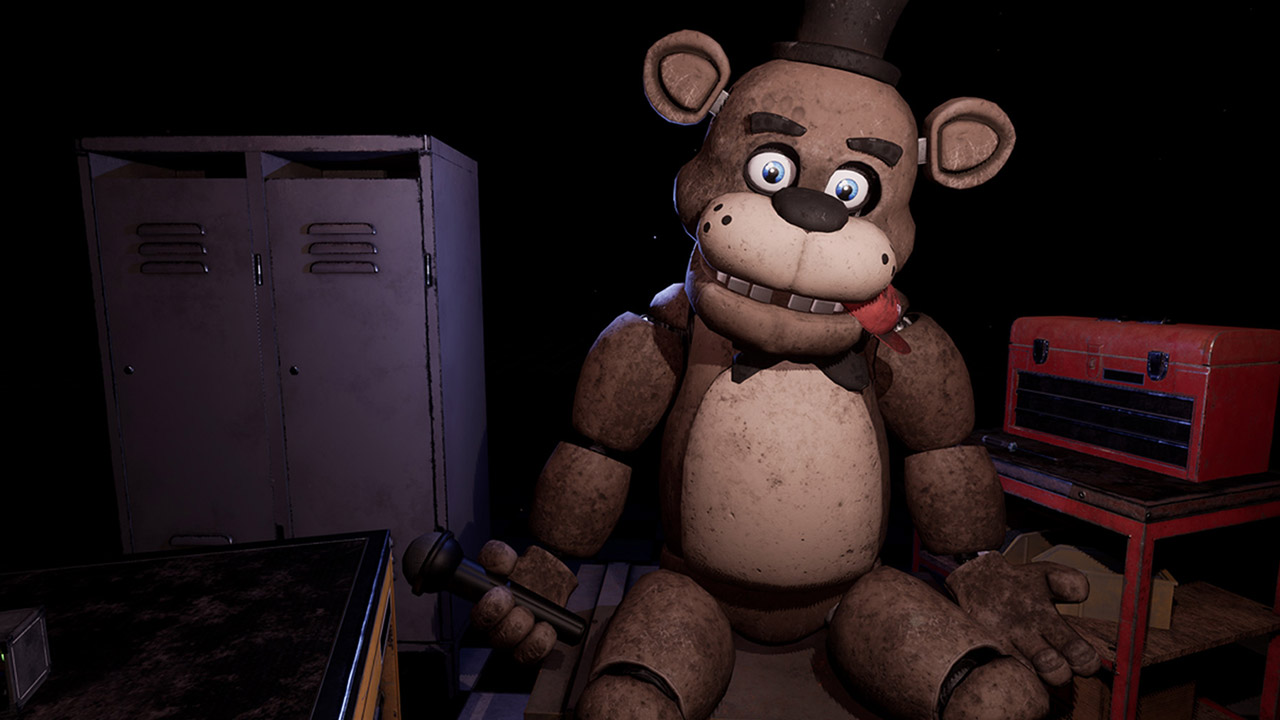 FIVE NIGHTS AT FREDDYS VR HELP WANTED