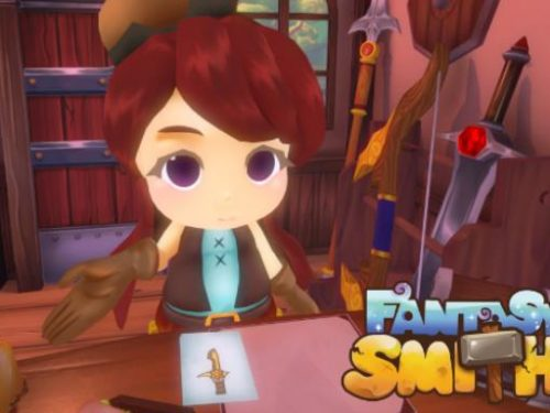 Fantasy Smith VR