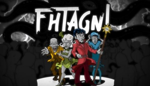 Fhtagn – Tales of the Creeping Madness
