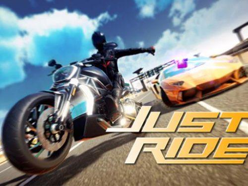 Just Ride:Apparent Horizon