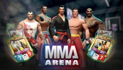 MMA Arena