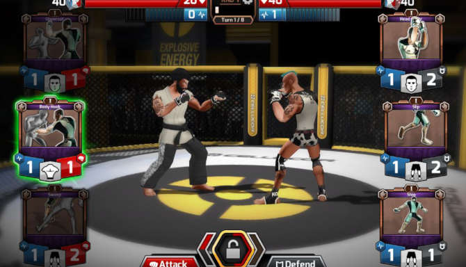 MMA Arena free download