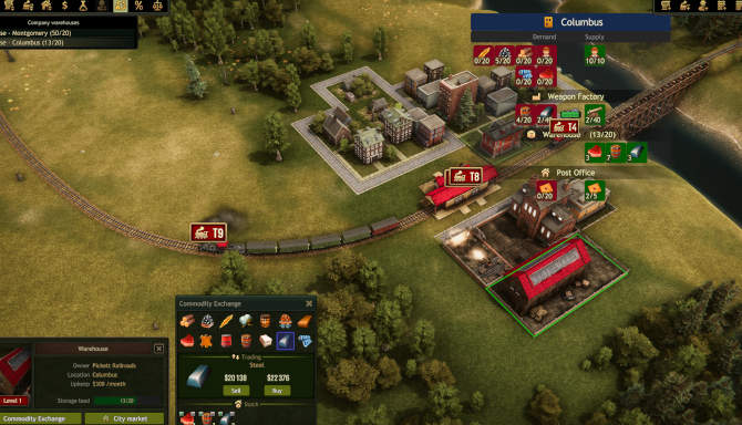 Railroad Corporation » FREE DOWNLOAD | CRACKED-GAMES ORG