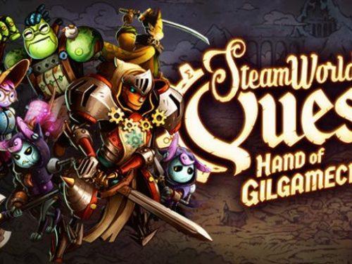 SteamWorld Quest Hand of Gilgamech