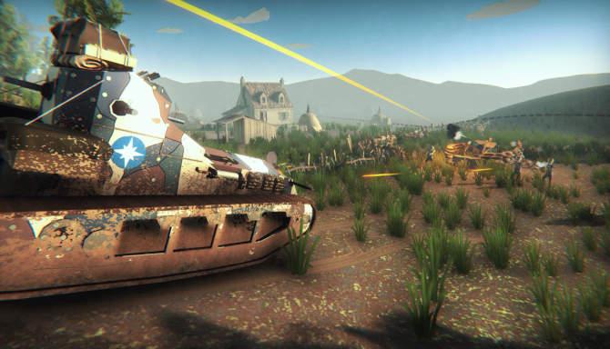 Armored Battle Crew World War 1 free download