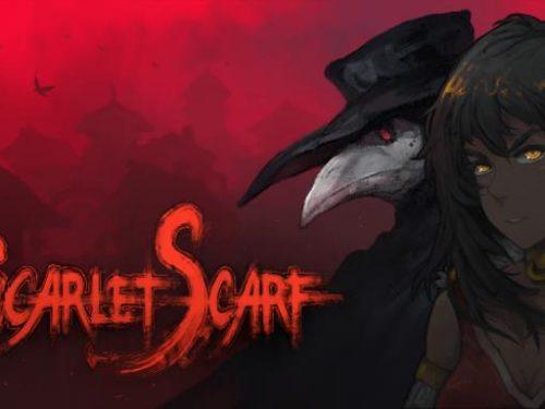 Sanator Scarlet Scarf