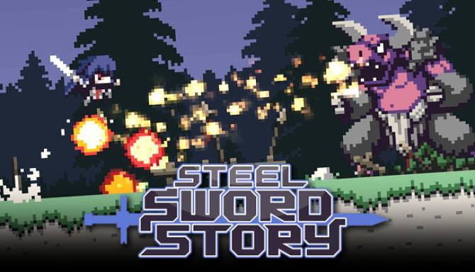 Steel Sword Story free