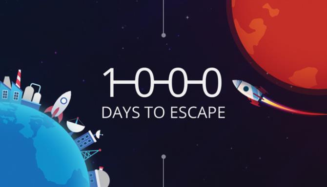 1000 days to escape free