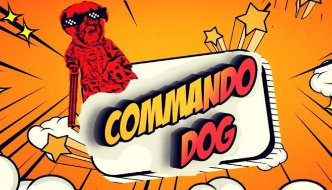 Commando Dog free